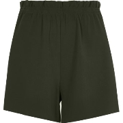 Exklusiv River Island Damen Casual Short in Khaki L41y2391